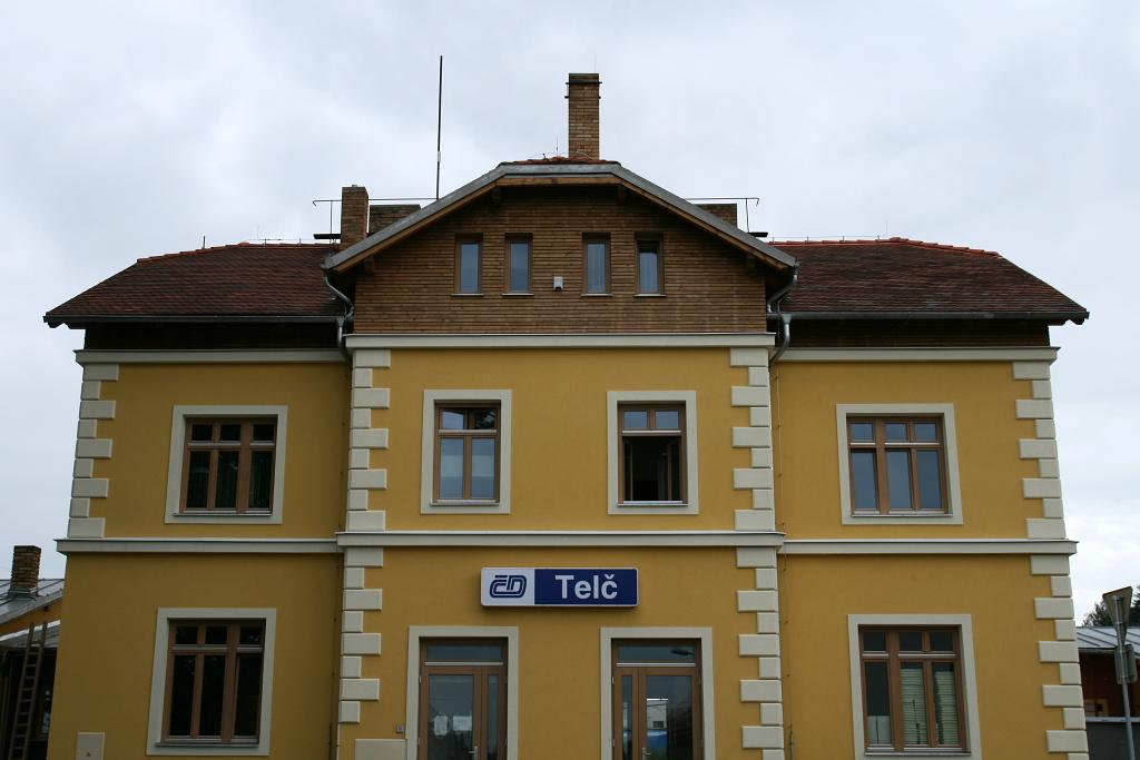 Reference - Vlakové nádraží